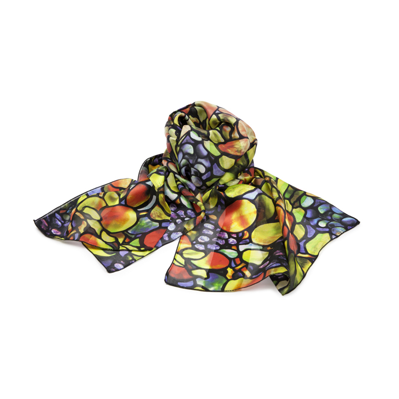 TIFFANY FRUITS SCARVE